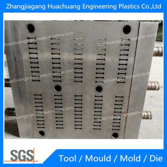 Plastic Pattern Die Extrusion Mould for Nylon Material