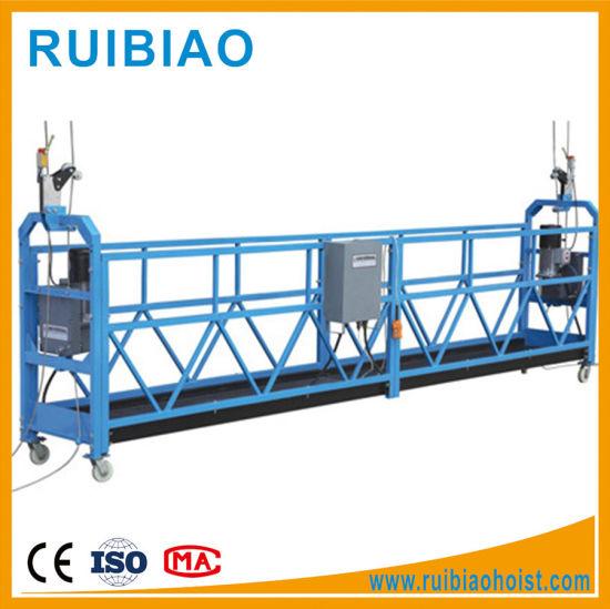 Zlp Series Suspend Platforms High Building Cleaning Equipment