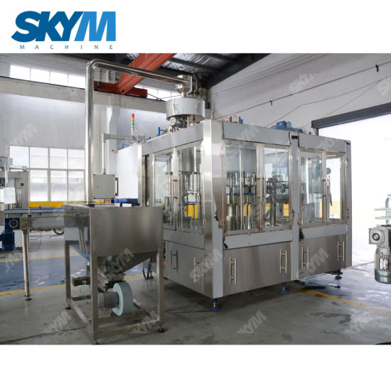 Bottled Mineral Water Filling Machine in Filling Machine