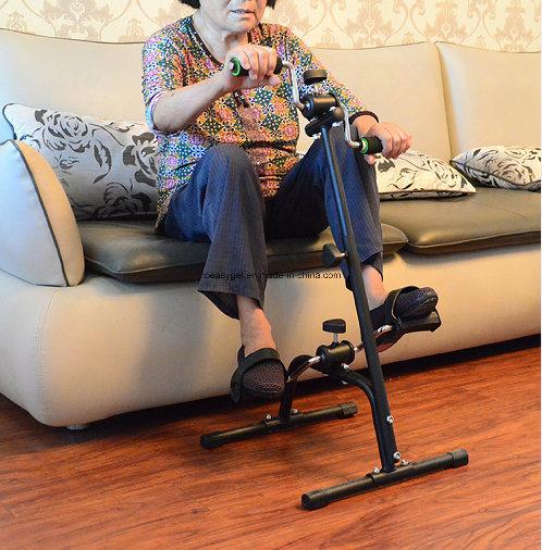 Leg Machine Leg Master Exerciser Arm Exerciser 2 in 1 Old People Training Esg10340