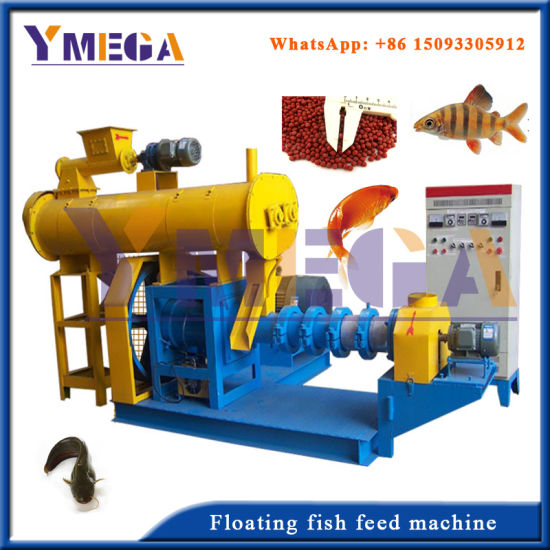 Top Manufacturer From China Catfish Feed Pellet Machine pictures & photos