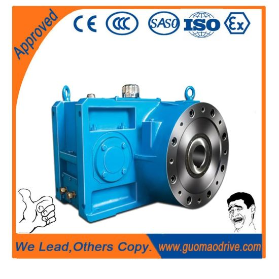 Long Service Time Flange Mounting Worm Gear Speed Reducer with Motor