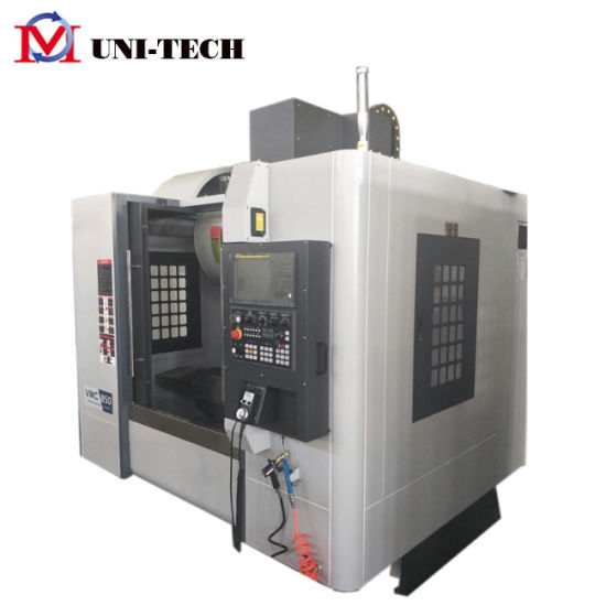 4 Axis CNC Milling Machine Vertical Machining Center Vmc850