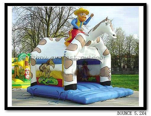 Custom Logo Bouncy House for Kids pictures & photos