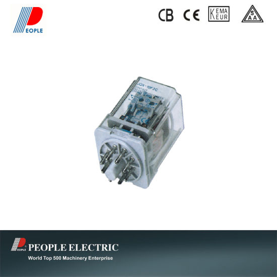Jqx Series Power Relay with High Quality pictures & photos