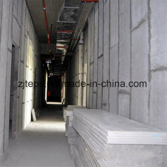 Heat Insulation/Building Material EPS Cement Sandwich Panel For Interior  Wall/Exterior Wall