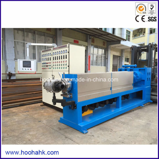 Power Cable Making Extrusion Machine pictures & photos