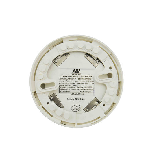 Aw-CSD811 2 Wire / 4 Wire 220V Smoke Fire Detector pictures & photos