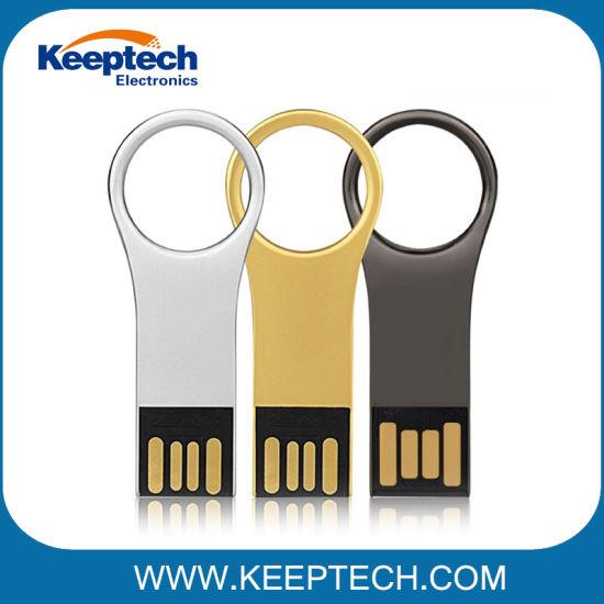 Deluxe Mini Key Ring USB Flash Drive 32GB