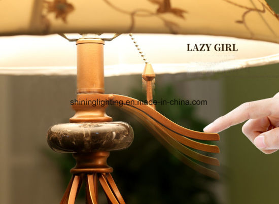 China american style bedroom bedside lamp living room retro warm american style bedroom bedside lamp living room retro warm creative wedding table lamp aloadofball Image collections