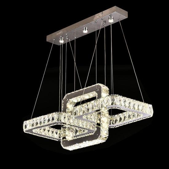 Modern Crystal Chandelier Lighting Decoration Pendant Lights