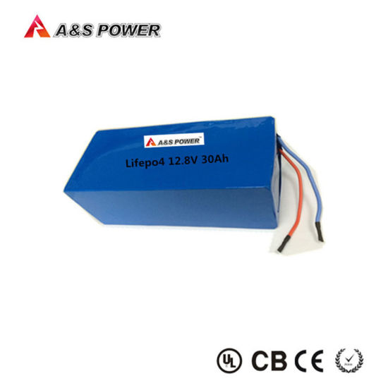 12V 3ah LiFePO4 Battery Pack Rechargeable 26650 4s1p for Solar Street Light pictures & photos