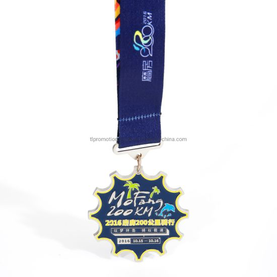 Certification Factory Direct Hot Sale Match Competition Medal