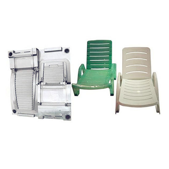 China Supplier Plastic Injection Molded Chairs Mold for Home Use pictures & photos