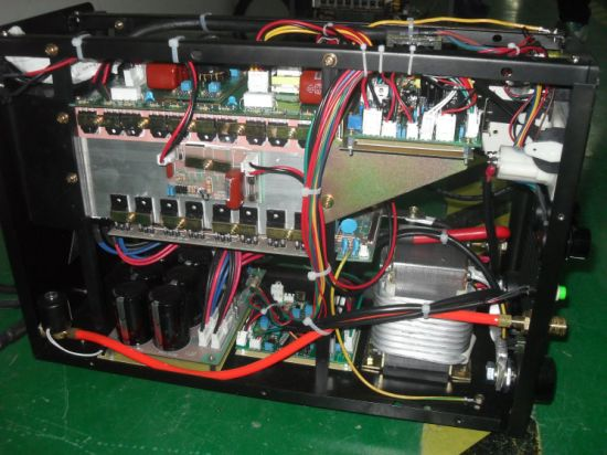 High Quanlity Mosfet MIG Welder MIG250fs pictures & photos