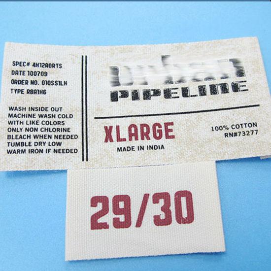 china custom printed shipping labels with logo china printing