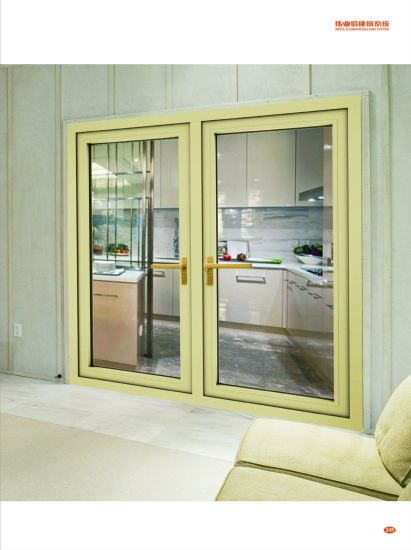 Wp50f Aluminium Side Hung Door Frame pictures & photos