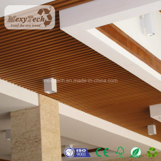 innovative wood ceiling composite wood material - Innovative Wood Beam Ceiling
