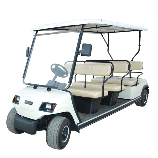 Electric 8 Passenger Golf Buggy pictures & photos
