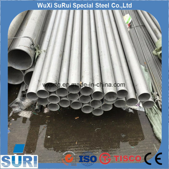 304 316 316ti 321 347 Schedule 40 Stainless Steel Pipe, Seamless Stainless Steel Tube pictures & photos