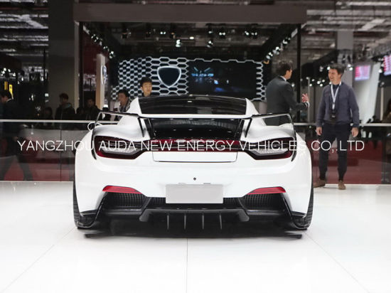High Speed Electric Sport Car On Sale