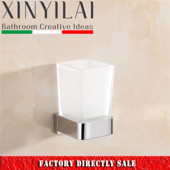 China German Modern Chrome Solid Brass Tumbler Holder for Bathroom ...