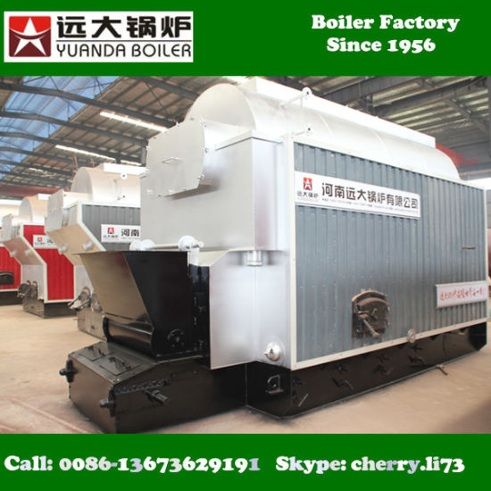Pressure 16bar 4000kg 4 Ton Biomass Fired Steam Boiler Manufacturer pictures & photos