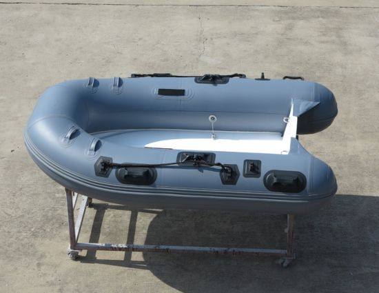 Aqualand 8feet 2.5m Rigid Inflatablerib Motor Boat (rib230) pictures & photos