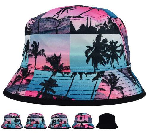 Hot Sale Cotton Hawiee Bucket Hat