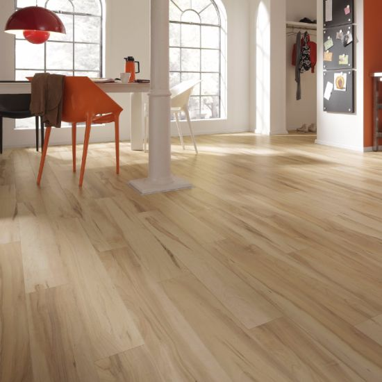 China Rigid Pvc Lvt Core Vinyl Floor Covering 7 48 Planks