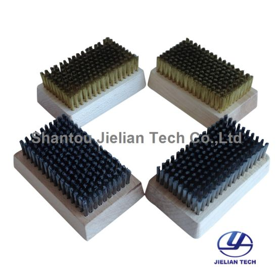 Stainless Steel Brush 0.127mm for Ceramic Anilox Roller pictures & photos