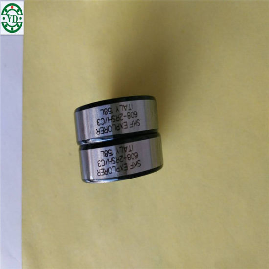 Bearing 608zz SKF 608-2z/C3 8*22*7 Ball Bearing pictures & photos