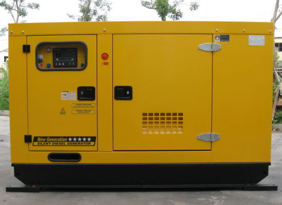 124kw/155kVA Cummins Generating Set pictures & photos