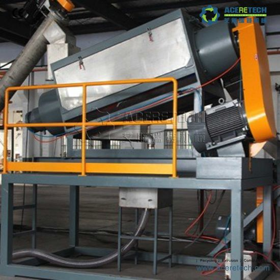 High Quality PP Film Washing and Recycling Line pictures & photos