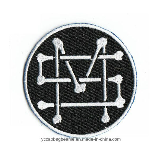 China Custom Security Embroidery Patch Embroidery Badges