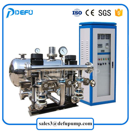 China Cdl/Cdlf High Pressure Boiler Feed Water Pump with Factory ...