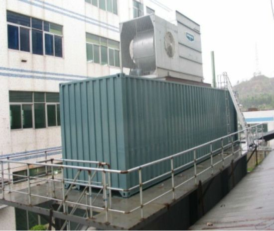 Containerized Concrete Cooling Ice Plant System pictures & photos