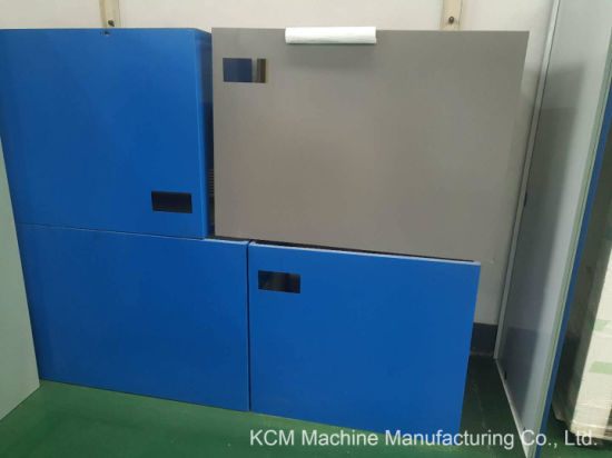Chest Freezer U Shell Side Panel Forming Line by Metal Sheet