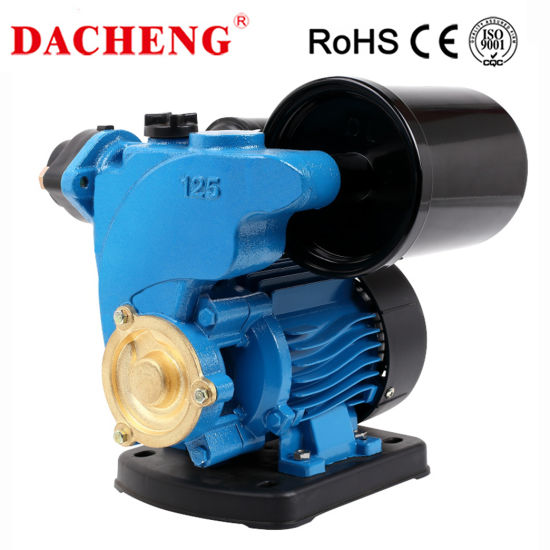Dacheng Ga125q 0.5HP Electric Centrifugal Peripheral Self Priming Pumps Auto Small Water Pump pictures & photos