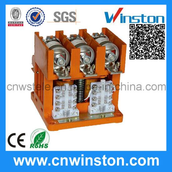Ckj5-800 AC Big Current Low Voltage Vacuum Contactor with CE