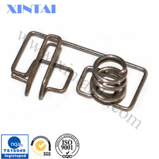 Color Plated Battery Springs Compression Spring