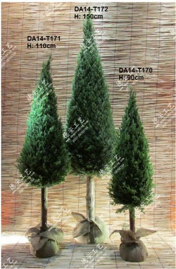 1.5 Meters Manual Simulation Plant Landing Pine Supermarket Decoration pictures & photos
