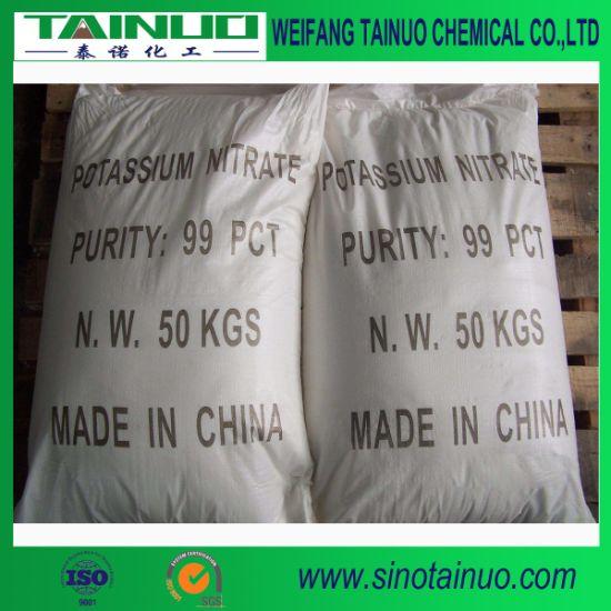 Potassium Nitrate 46.5% for Compound Fertilizer