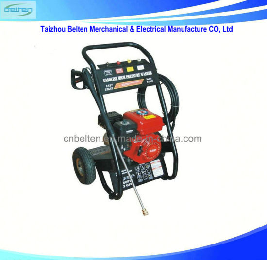 China Top Quality Portable Gasoline High Pressure Car Washing