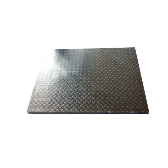 Hot Rolled Checkered Floor Plate with Three Bars Plattern