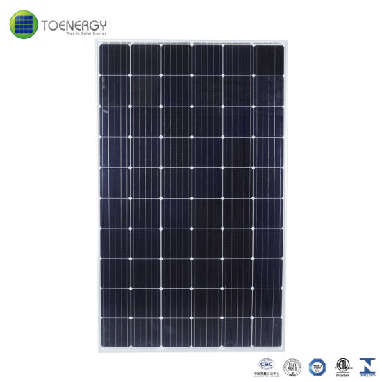 60cells 300W High Efficiency Mono Solar Panel for Home Solar System pictures & photos