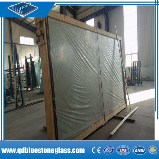 Wholesales Big Size Clear Colored Laminated Sheet Glass Cut To