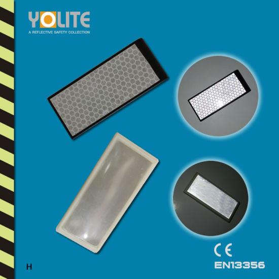 China Manufacturer Plastic Reflective Clip Ce En13356 Supplier