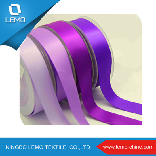 Polyester Satin Ribbon Nylon Satin Ribbon Webbing Tape