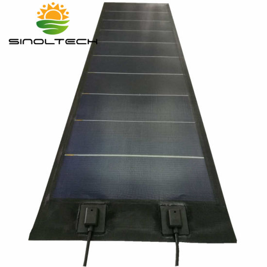 72 Watt Rolled up Flexible Solar Panel with Ce (PVL-72) pictures & photos